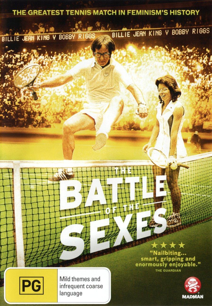 Amazon.com: The Battle of the Sexes [NON-USA Format / PAL ...