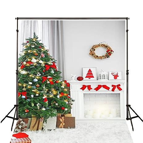 10x10 photography backdrop newborn xmas tree background cloth christmas backdrops for photographers custom