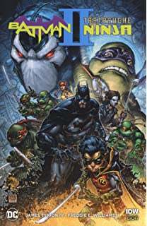 Batman. Tartarughe ninja: 2 (DC Miniserie): Amazon.es: James ...