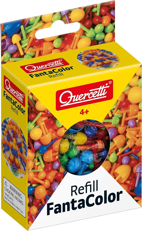 Quercetti-Quercetti-2512 Pixel Refill diam/ètre 10mm