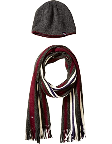 d8caa740a3c Tommy Hilfiger Men s Hat and Scarf Set