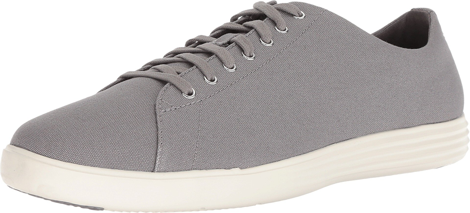 Cole Haan Men's Grand Crosscourt Sneaker 8.5 Ironstone Canvas by Cole Haan