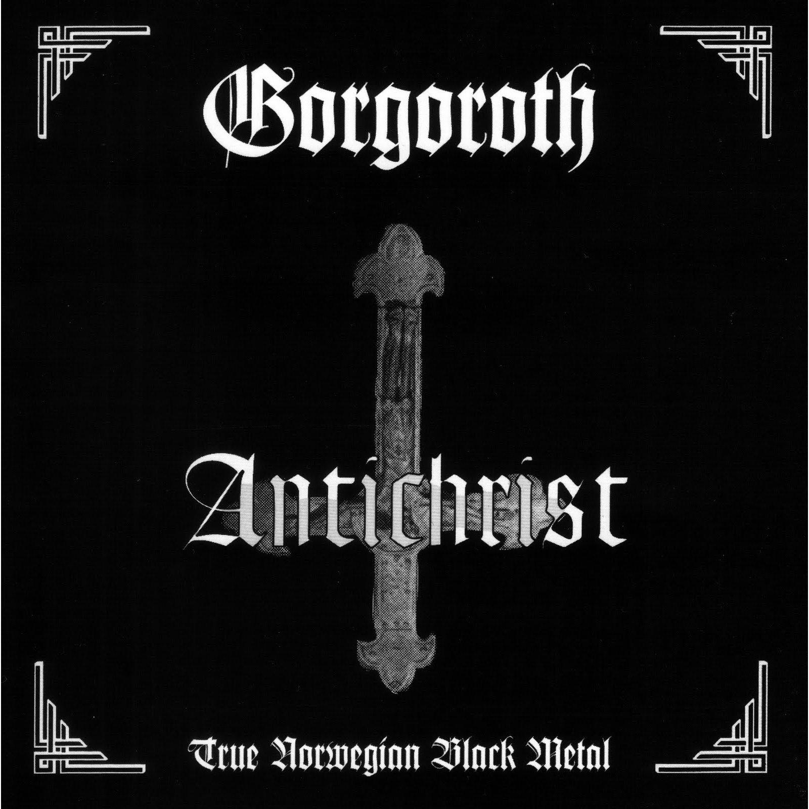 Vinilo : Gorgoroth - Antichrist (LP Vinyl)