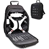 USA Gear FPV Drone Backpack Compatible with DJI Mavic Pro, Phantom 4, 3, Yuneec Breeze and RC Quadcopters - Custom…