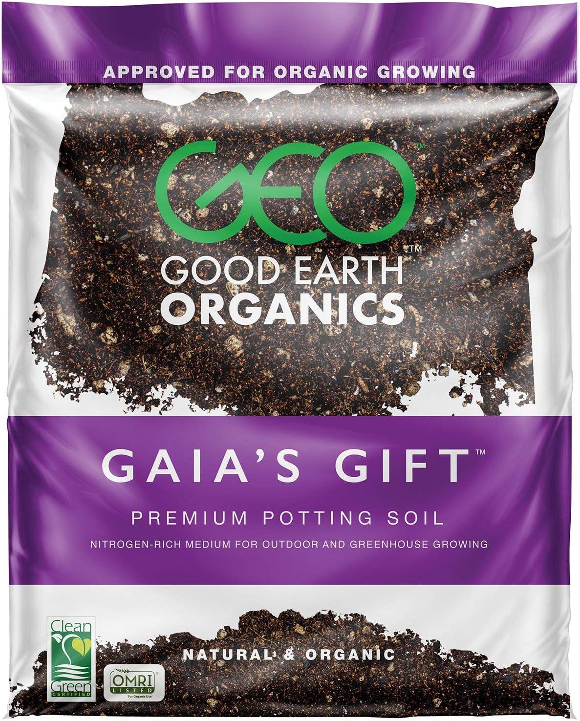 Good Earth Organics, Gaia's Gift Premium Potting Soil