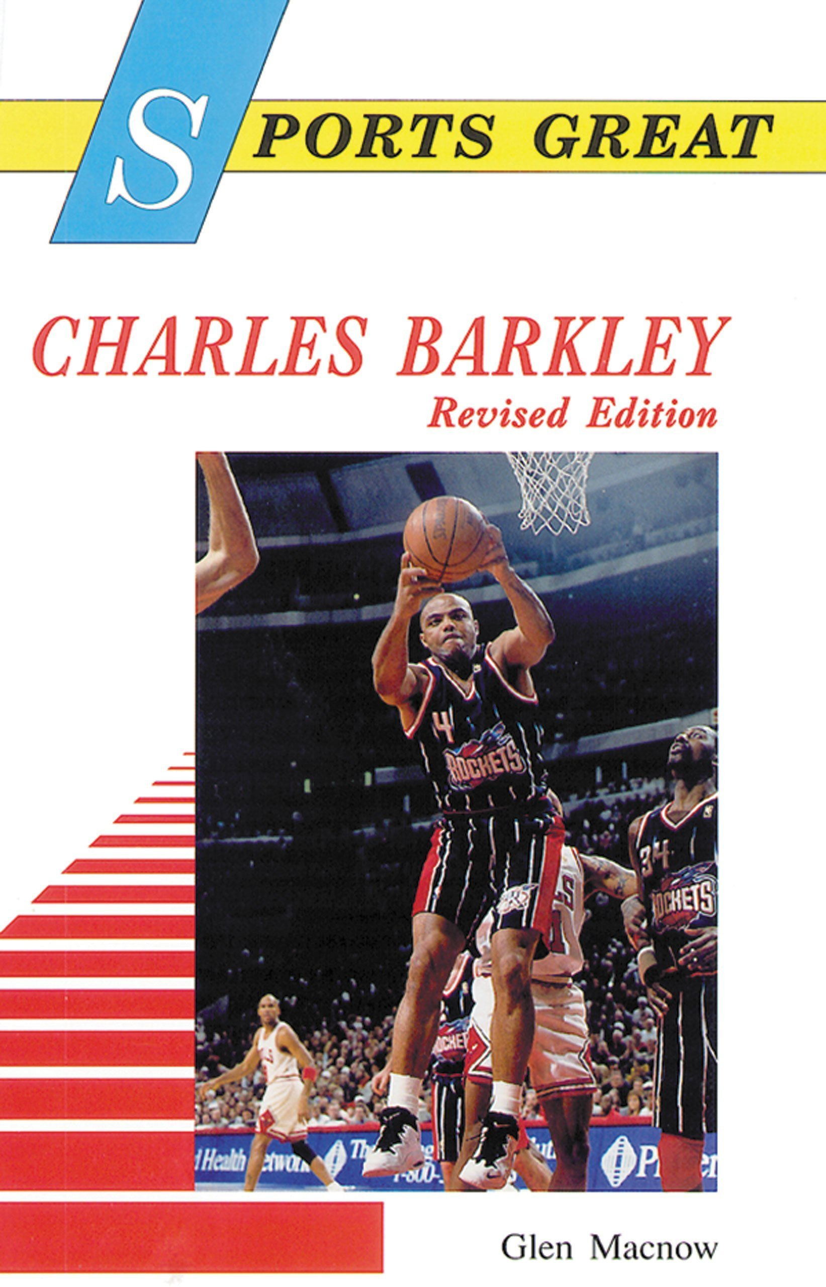 Charles Barkley (Sports Great Books)