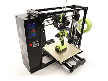 Amazon.com: Impresora 3D LulzBot TAZ Pro - KT-PR0050NA ...