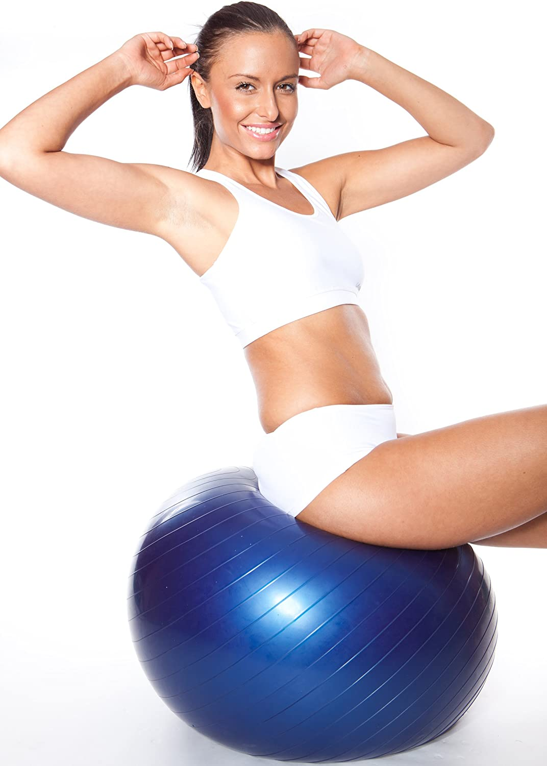 Exercise ball size
