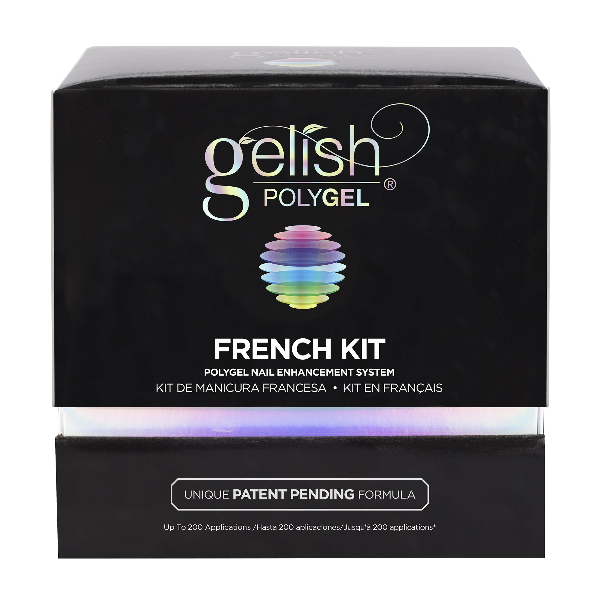 Gelish PolyGel Professional Nail Technician All-in-One Enhancement French Kit by Gelish (Image #9)
