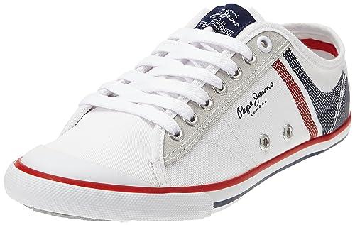London Tenis Para Pepe Jeans Hombre PrintZapatillas dstQChrBx