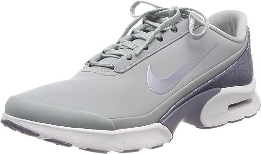 Nike W Air MAX Jewell Lea, Zapatillas de Gimnasia para Mujer, Azul (Lt Pumice/Mtlc Cool Grey 002), 35.5 EU: Amazon.es: Zapatos y complementos