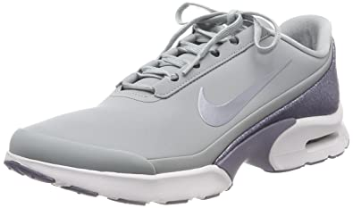 Women's Gray W Air Max Jewell Lea Gymnastics Shoes