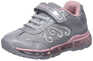 Geox Girls J Android a Low Top Sneakers