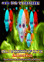 Hollywood2000 3D Pop Out Animation for 3D Tvs