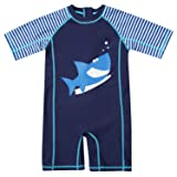 beautyin one Piece Swimsuit for Baby uv Protection