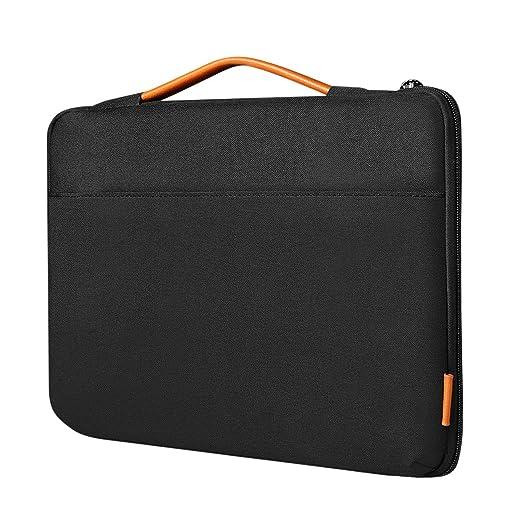 27 opinioni per Inateck Sleeve Protettiva per laptop 13-13,3 pollici. Borsa per Laptop imbottita