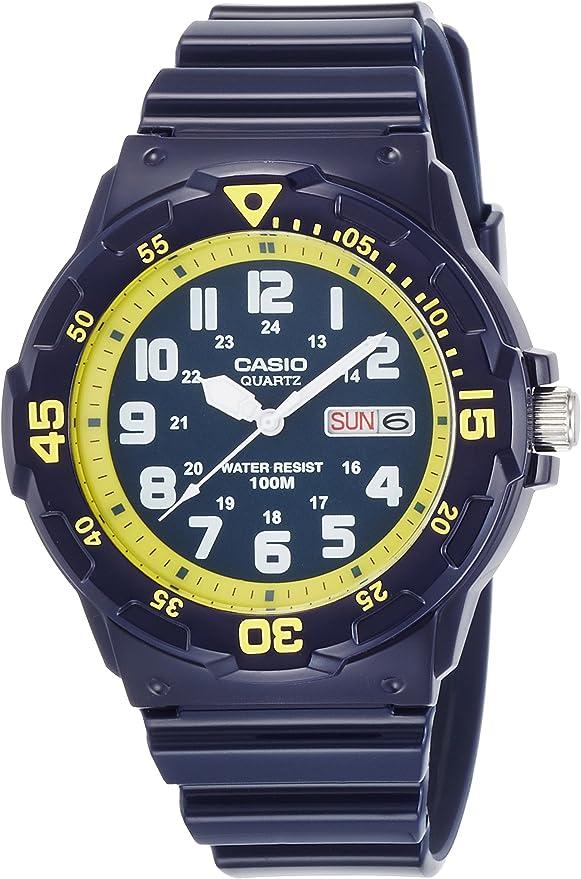 [カシオスタンダード] 腕時計 MRW-200HC-2B 逆輸入品