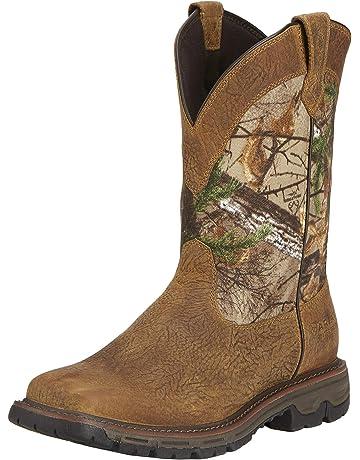 26f160dc1de Men's Hunting Boots & Shoes | Amazon.com