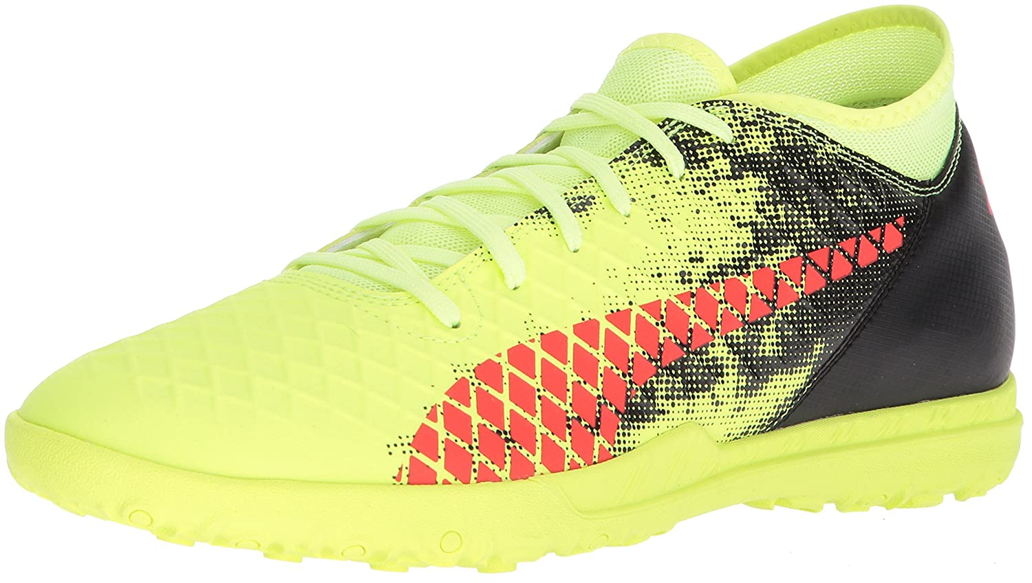 PUMA メンズ FUTURE 18.4 TT B071X4CCQX 8 D(M) US|Fizzy Yellow-red Blast-puma Black Fizzy Yellow-red Blast-puma Black 8 D(M) US