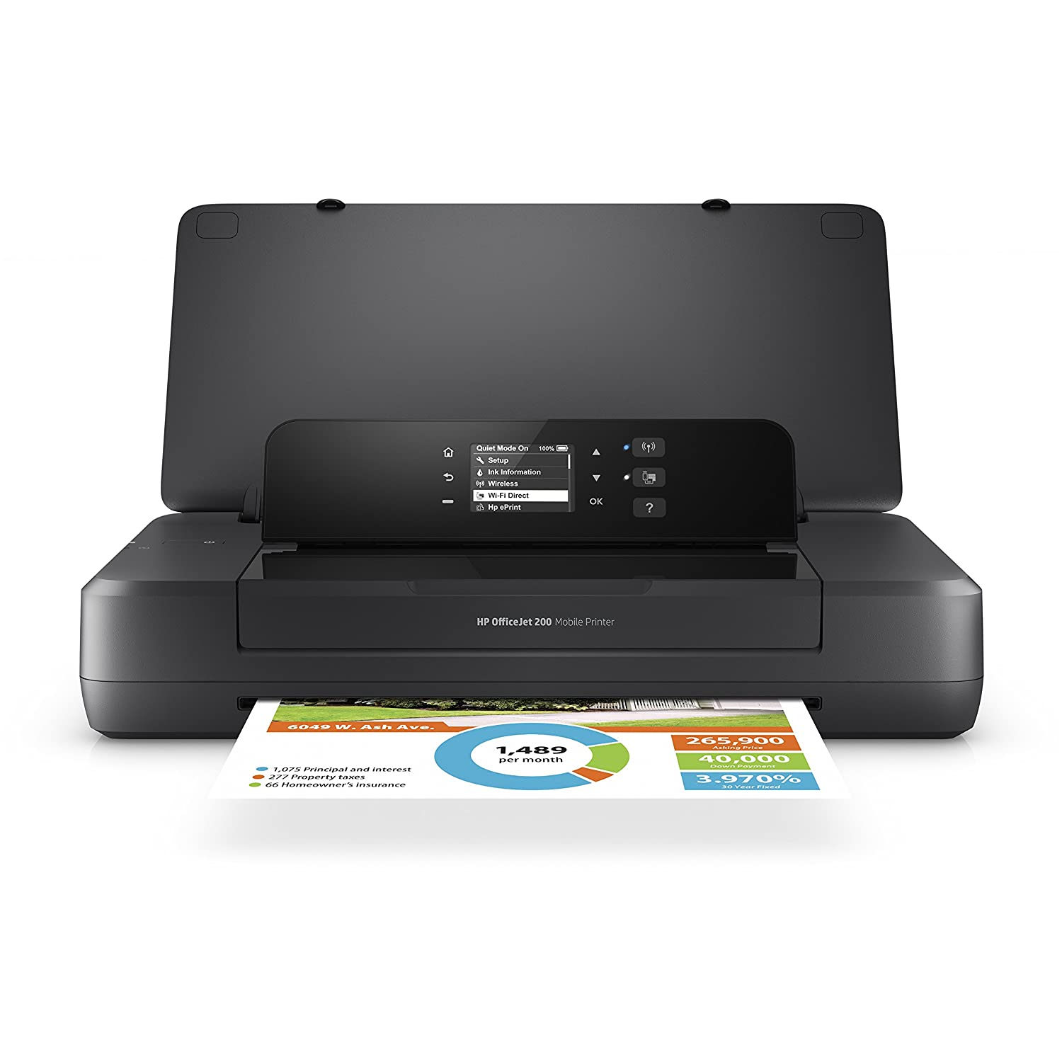 HP Officejet 200 Review