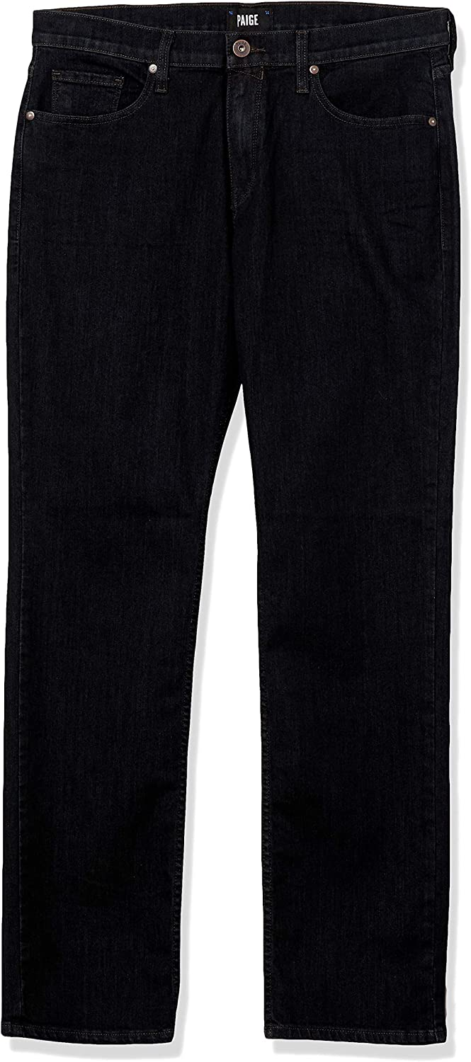 PAIGE Mens Normandie Slim Straight Leg Jean