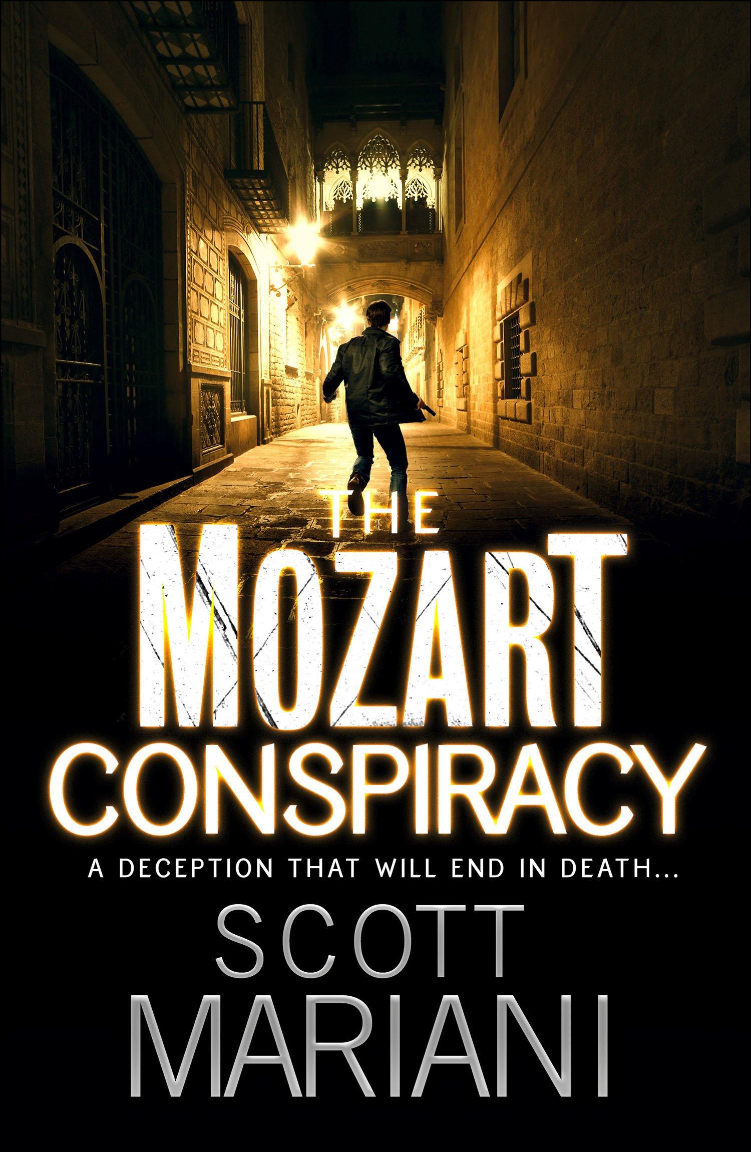 The Mozart Conspiracy  Ben Hope Book 2   English Edition