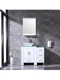 Bathroom Vanity Sink Tops Amazon Com Kitchen Amp Bath