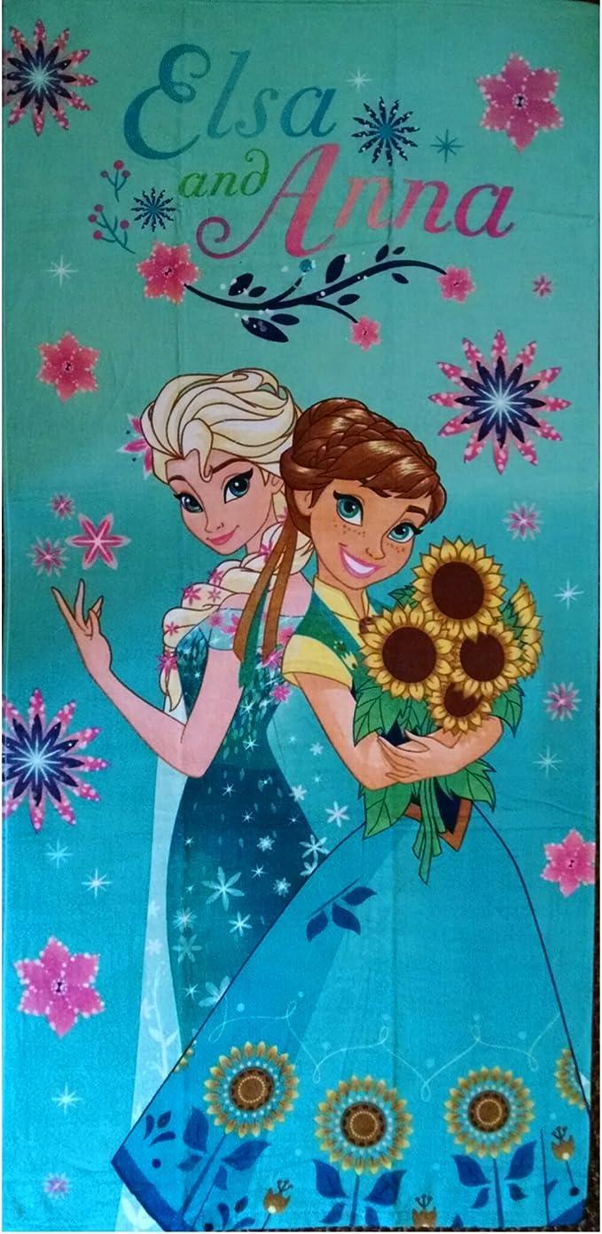 Disney Store Olaf Frozen Fever Beach Bath Towel Girls Boys Swimwear Gift New