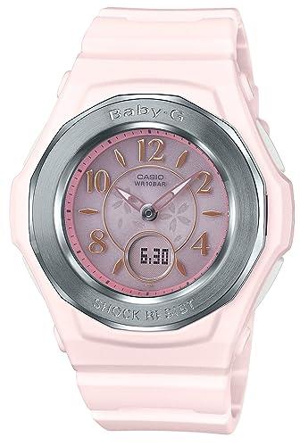 電波時計 CASIO BABY-G レディース 腕時計 タフソーラー ソーラー カシオ 電波 ベビーG BGA-1050-4BJF