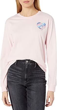 Skechers Womens Bobs for Dogs and Cats Graphic Sweatshirt Long Sleeve Sweatshirt