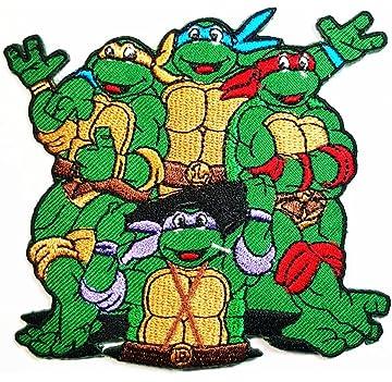 Pizza Teenage Mutant Ninja Turtle Embroidery Wwwgenialfotocom