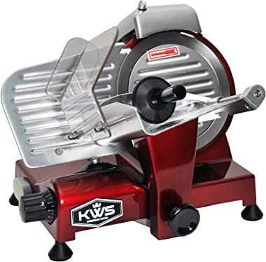 KWS MS-6RS Premium 200w Electric Meat Slicer