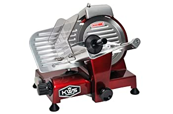 KWS MS-6RS Premium Electric Meat Slicer