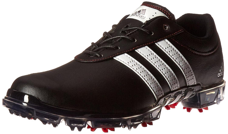 Adidas Men's Adipure Flex Cblack/Ftwwh Golf Shoe, Black, 7.5 M US ...