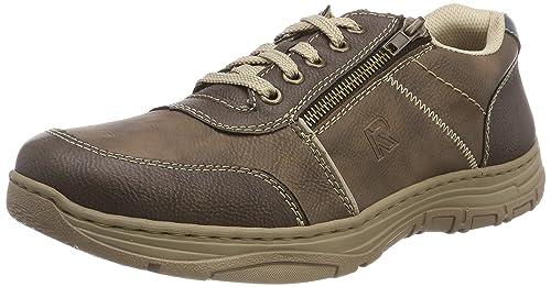 Amazon es Rieker Hombre 16300 Para Zapatillas Y Zapatos Complementos wCpgqI