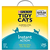 Purina Tidy Cats Instant Action Clumping Cat Litter (40-lb)