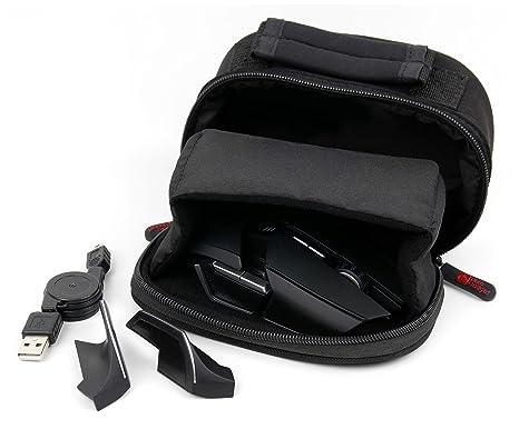 Tasche mit Griff für Razer Ouroboros | Taipan | Orochi | Naga Hex V2/Naga Epic Chroma | Mamba/mamba Tournament Edition | Diam