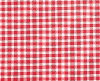 Merveilleux Rectangle Tablecloth 55 X 70 Inch | RED White Checkered Boxes Vinyl Indoor  U0026 Outdoor