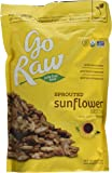 Go Raw Sprouted Organic Sunflower Seeds (Pack of 2 - 1 lb bags)