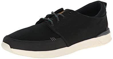 Chaussures Reef noires homme YbqFvqHx3