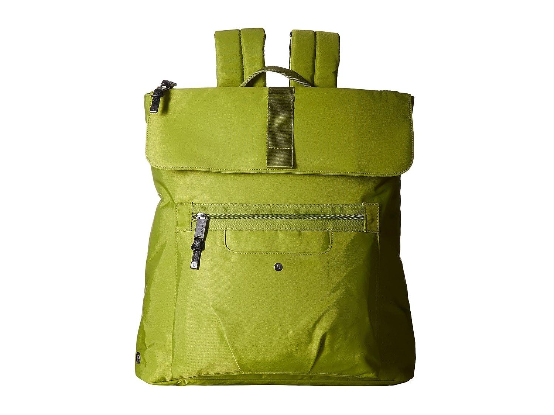 [バッガリーニ] Baggallini レディース Skedaddle Laptop Backpack バックパック Green [並行輸入品] B06Y11BTXX