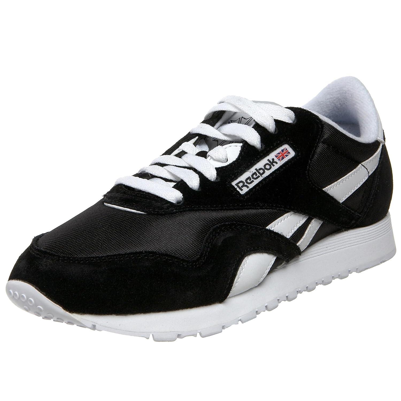 ReebokClassic Nylon - Zapatillas Mujer 37 EU|Negro (Black / White)
