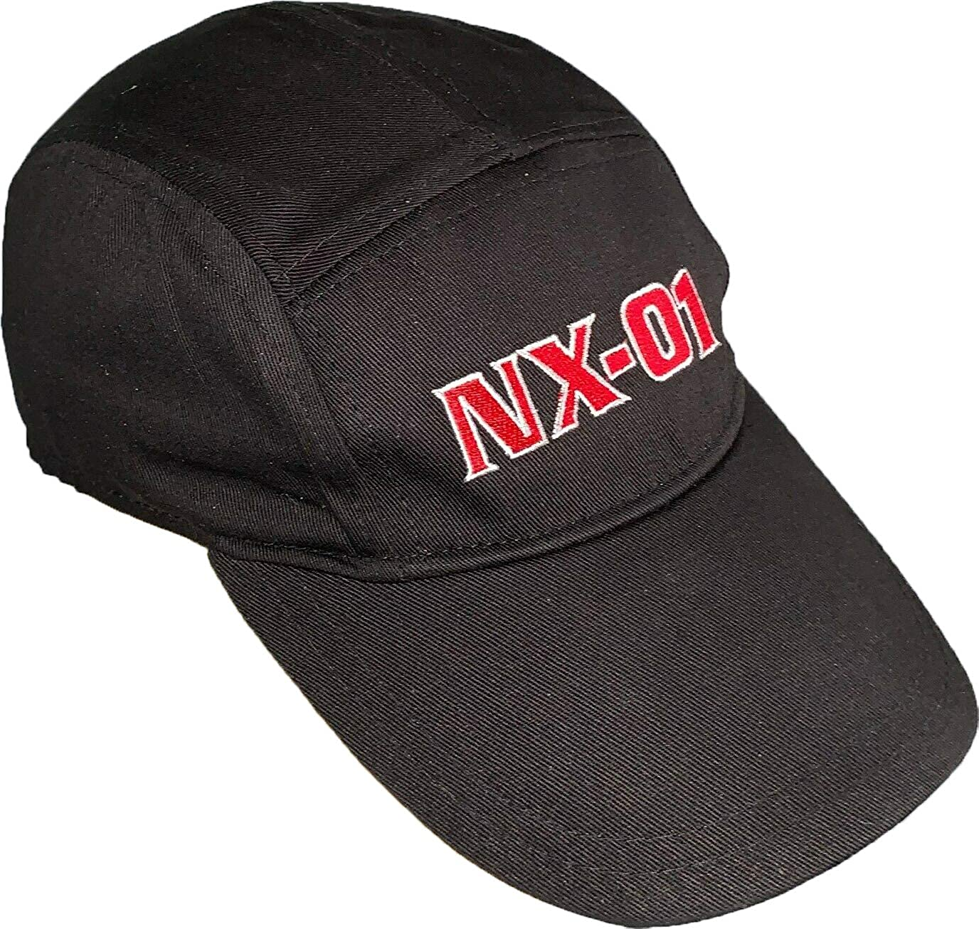 Star Trek III Movie Enterprise Patch Baseball Cap Hat NEW