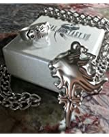 Final Fantasy VIII Squall Necklace & Ring Cosplay FF8 Griever XV 15