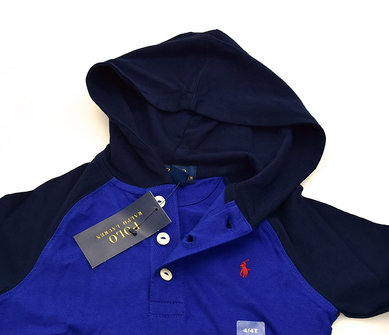 Polo Ralph Lauren Camiseta con Capucha para NIÑO Art. T10 803CW ...