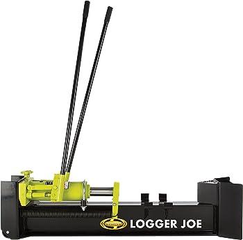 Sun Joe Logger Joe 10 Ton Hydraulic Log Splitter
