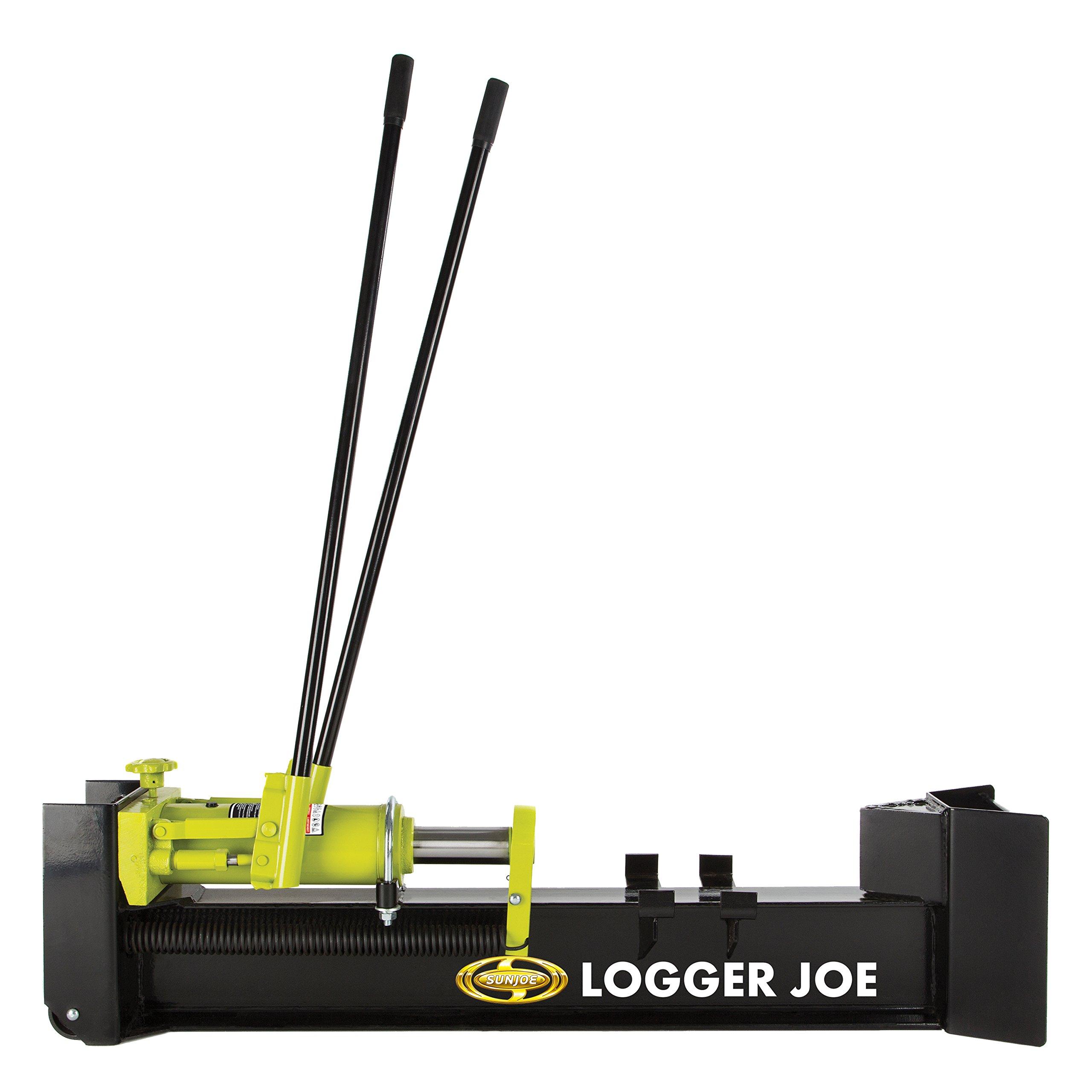 Sun Joe LJ10M Logger Joe 10 Ton Hydraulic Log Splitter