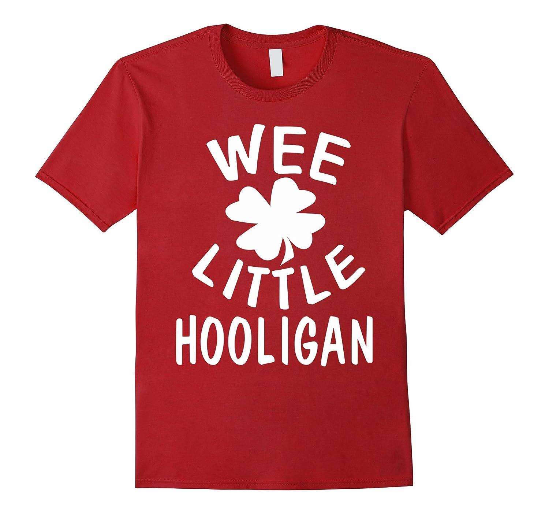Wee Little Hooligan Shirt-CD