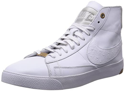san francisco e7b8b 0fde5 ... all 75e59 3eece  spain nike mens blazer lux prm qs white pure platinum  leather size 13 4353e db519