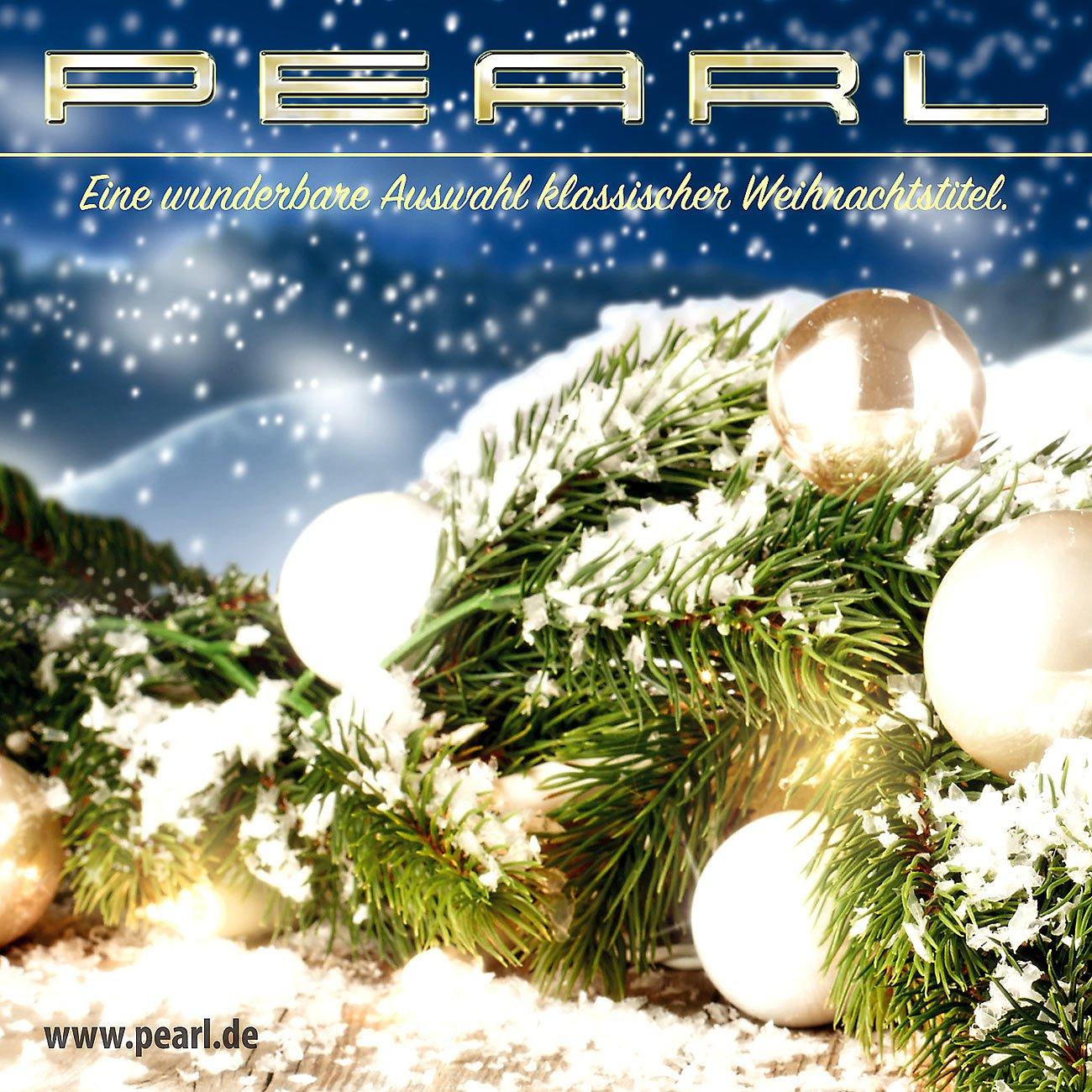 PEARL Weihnachtslieder: Deutsche Weihnachts-CD: Amazon.de: Elektronik